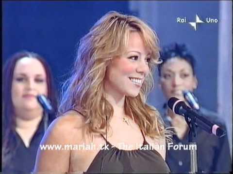 Mariah Carey - Never Too Far Hero live a Dom&Nika In 2001