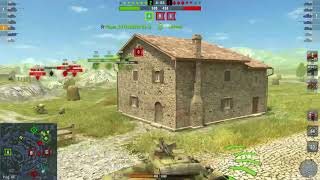 World Of Tanks Blitz - All charged LTTB!