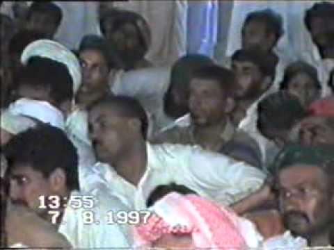 MUFTI ABDUL RAHEEM SIKANDARI SPECIAL 3 HOURS  BAYAN AT TAJ MASJID MORO 1997 PART 13.flv