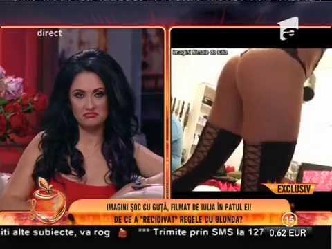 Video XXX! Înregistrarea în care Nicolae Guță face sex cu amanta!