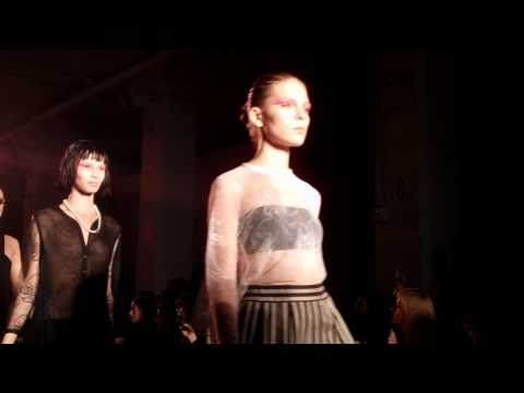 Yigal Azrouel Spring Summer 2011 Runway Show at New York Fashion Week