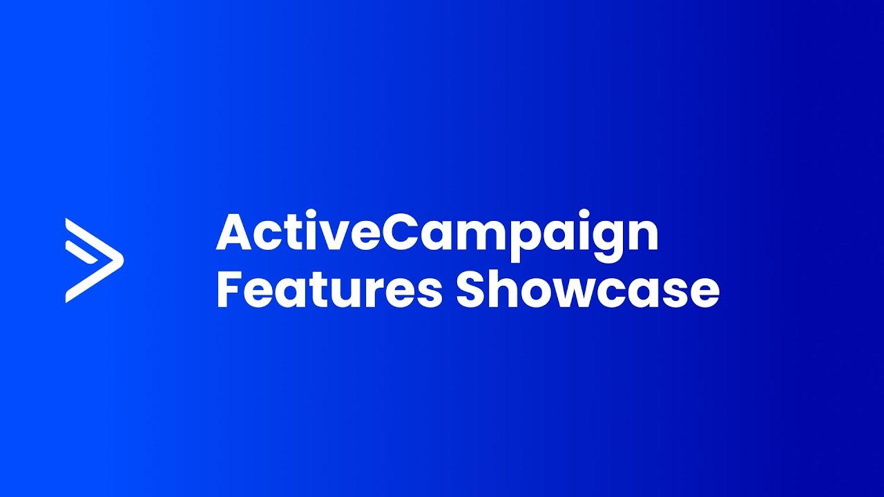 video ActiveCampaign