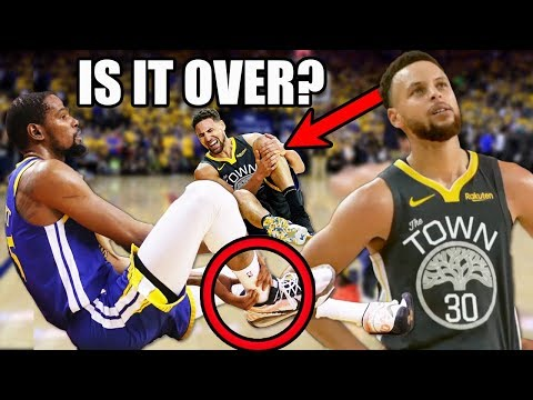 This is Why The Warriors Dynasty is NOT Over (Ft. NBA Free Agency, Durant & Klays Injuries, Finals)