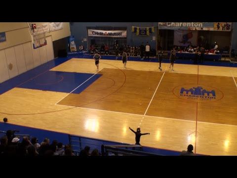 Match 20 - BF Belgrade - JSF Nanterre