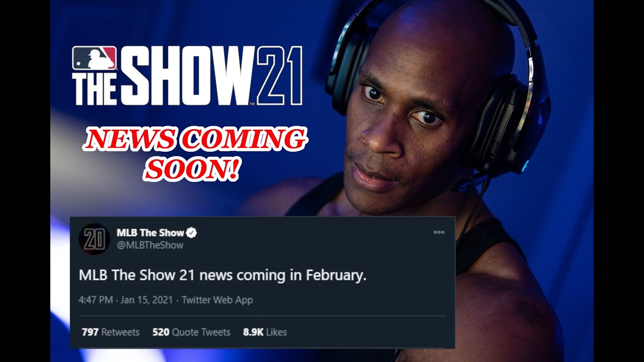 Finally some MLB The Show 21 News!!