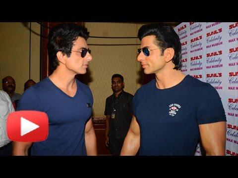 UNBELIEVABLE ! Sonu Sood Replica Meets Actor Sonu Sood
