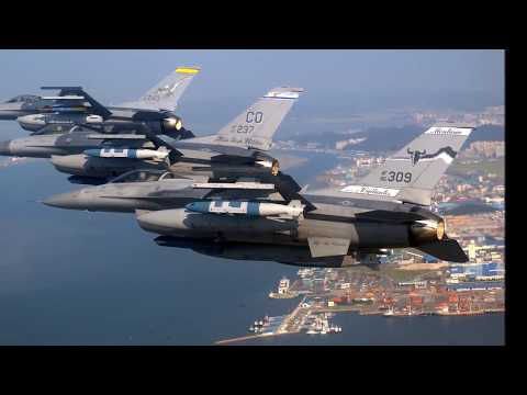 Top 10 Strongest Air Force in the World 2016