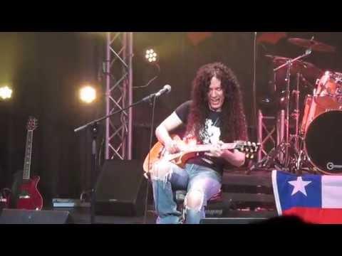 Marty Friedman Guitar Solo