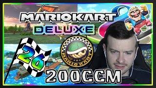 MARIO KART 8 DELUXE Part 26: Panzer-Cup 200ccm Deluxe mit Facecam