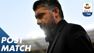 Torino 2-0 Milan | Walter Mazzarri and Rino Gattus