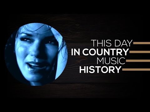 Shania Twain, Chris Young, Alan Jackson | This Day In Country Music History