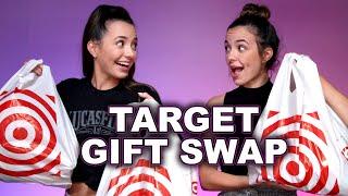Target Gift Swap Challenge  Merrell Twins