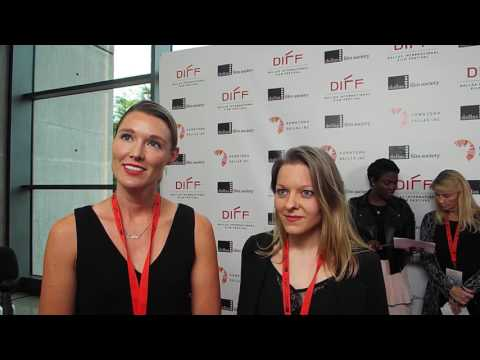 Dallas Film Festival 2017 Interview with  Chloe Lenihan and Ugla Hauksdottir