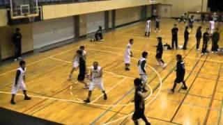 11.13黒埼大会TeamKOIKE VS 潟東ホワイトライス1