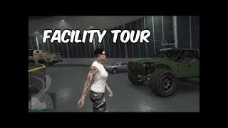 gta 5 online the doomsday heist Facility.tour - buying everything.50 million spending spr