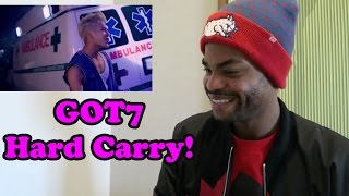 KING BACH REACTS TO K-POP! GOT7