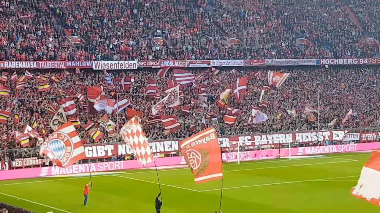 Bayern Dortmund 04.10.2017