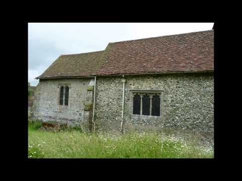 The history of Saint Martin of Tours' church Detling