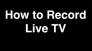 YouTube TV - Watch & Record Live TV Competitors List