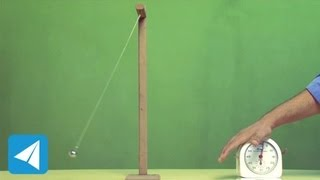 Time period of a pendulum depends on its length | Oscillation| Physics