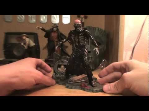 Turmoil In The Toybox - Amok Time Tarman Figure from The Return of The Living Dead