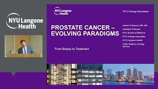 Prostate Cancer: Evolving Paradigms: From Biopsy to Treatment