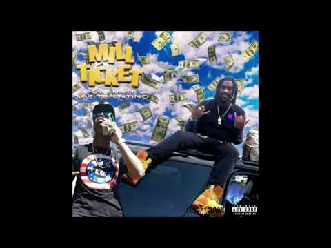 Terintino Ft KaliMist-Mill Ticket(DIOE xXx GloGang)New 2018