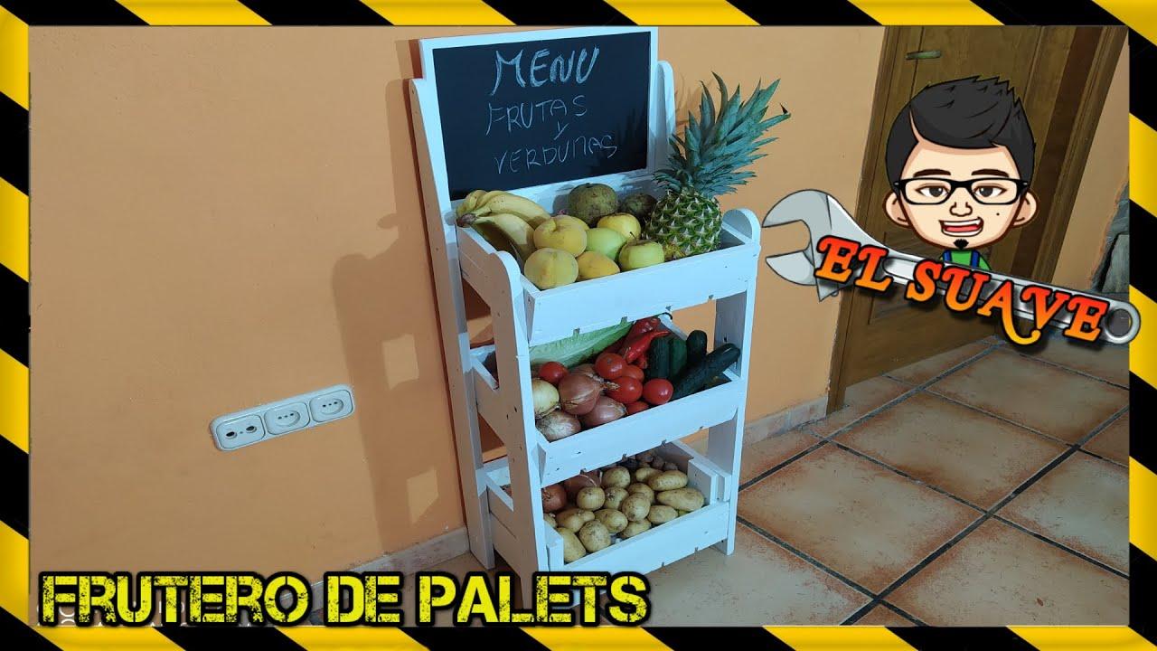 FRUTERO DE PALETS