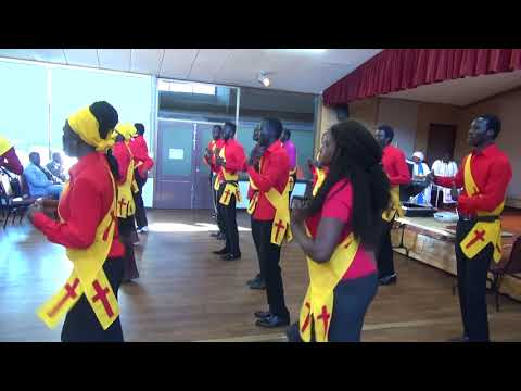 Melbourne Youth choir dancing in Melton