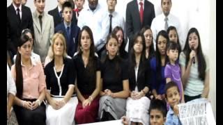 Saludo desde Argentina para la hermana María Luisa Piraquive