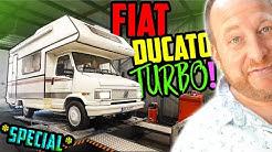 Marco macht URLAUB! - Fiat Ducato TURBO Diesel! - Die SCHRANKWAND auf dem Prüfstand!