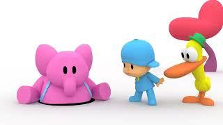 Pocoyo - O buraco negro (S04E07) NOVOS EPISÓDIOS
