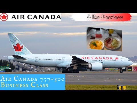 Air Canada 777 SIGNATURE (BUSINESS) Class (re)Review: Still Solid, Eh?