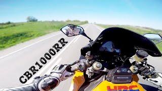 🚦 Honda szybsza niż wygląda 🚀 | 🔥 CBR1000RR Fireblade 🔥