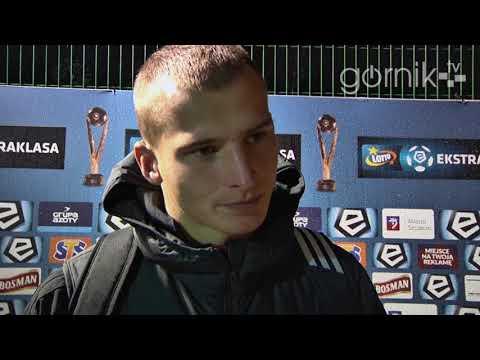 Pogoń Szczecin 1-2 Górnik Zabrze. Pomeczowa opinia Tomasza Loski (23.09.2017)
