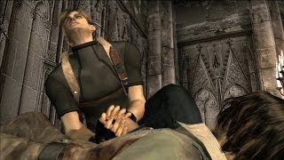 RE4 (HD) PC - Cutscenes from a Different Angle