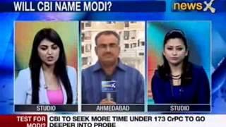 News X: Ishrat test for Modi