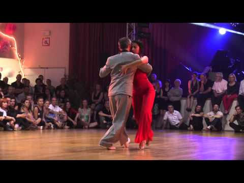 Milonga De Moira Et Alejandro Au Festival De Montpellier 2014