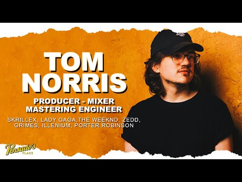 Skrillex Mix Engineer / Producer / Mastering Engineer, Tom Norris – Pensado's Place #464