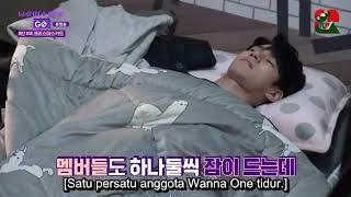 Wanna One Eating Hot Ramen Jihoon-Guanlin-Woojin - Wanna One Go Zero Base - sub indo