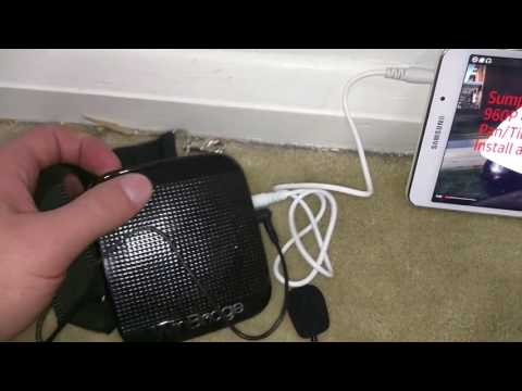 Best Voice Amplifier - WinBridge Portable Voice Amplifier For Teachers - Amazing Vocal Amp!