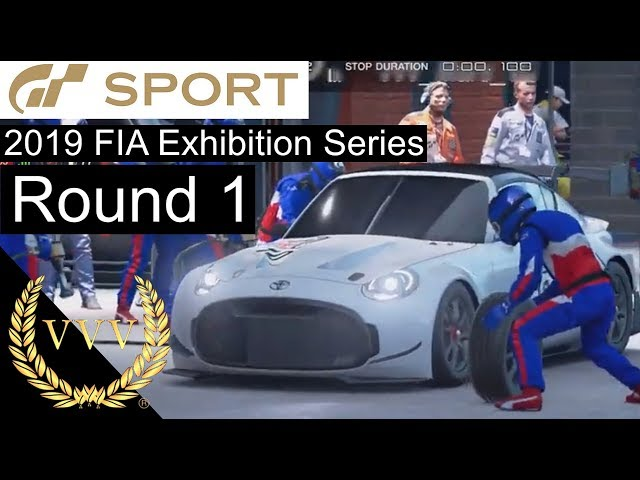 Gran Turismo Sport FIA Races part 1
