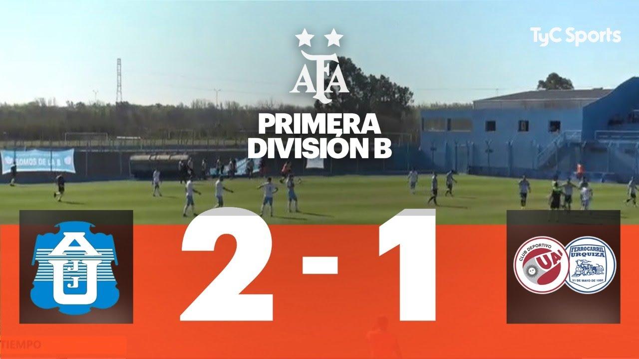 Download J.J. Urquiza 2-1 UAI Urquiza   Primera División B