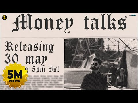 Money Talks : Varinder Brar (Official Song) Latest Punjabi Songs | Jatt Life Studios