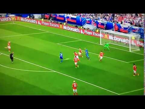 Ondrej Duda's Goal Vs Wales