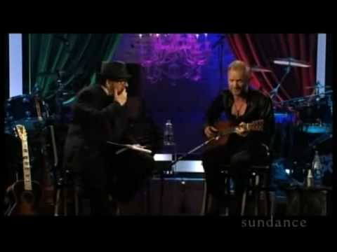 Elvis Costello & Sting - Roxanne & Alison