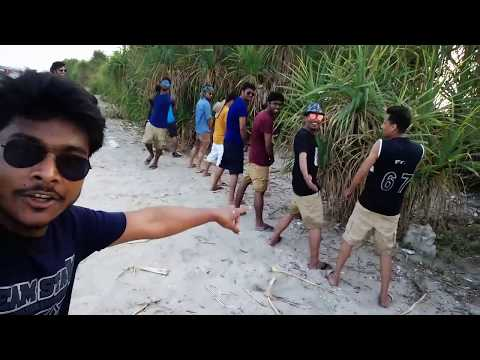 Funny video 35 Second || Urination in saint martin Island | Bangladesh 2017