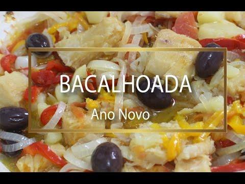 BACALHOADA   ANO NOVO   Bem Vindos à Cozinha   Receita 62