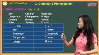 English 11 - Friendship - Grammar & Pronunciation