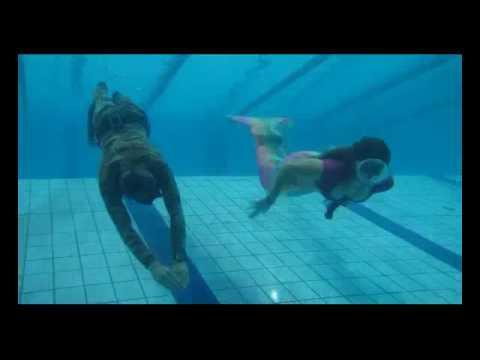 Doctorscuba nuoto con la coda da sirena youtube - Piscina di bresso ...
